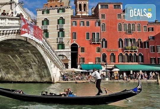 На почивка в Италия през юни с Дари Травел! 4 нощувки със закуски и вечери в хотел 3* в Лидо ди Йезоло, транспорт и богата програма! - Снимка 1