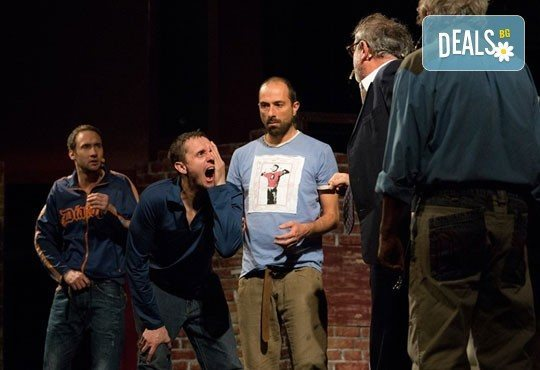 В Деня на шегата бъдете с актьорите на Младежкия театър - Страхотни момчета, 01.04, 19ч, голяма сцена, места балкон, билет за един - Снимка 7