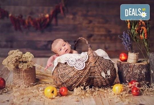 Впечатляваща приказна фотосесия на новородени и бебета, 20 обработени кадъра от Приказните снимки! - Снимка 3