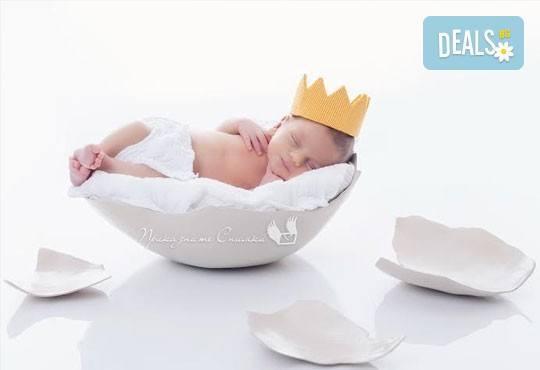 Впечатляваща приказна фотосесия на новородени и бебета, 20 обработени кадъра от Приказните снимки! - Снимка 1