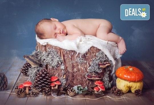 Впечатляваща приказна фотосесия на новородени и бебета, 20 обработени кадъра от Приказните снимки! - Снимка 4