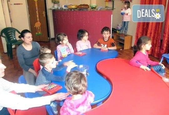 Пролетна ваканция! Целодневна занималня за 1 ден или 1 седмица, за деца от 5 до 11 г. от Детски център Късметлийчета в Младост 1! - Снимка 8