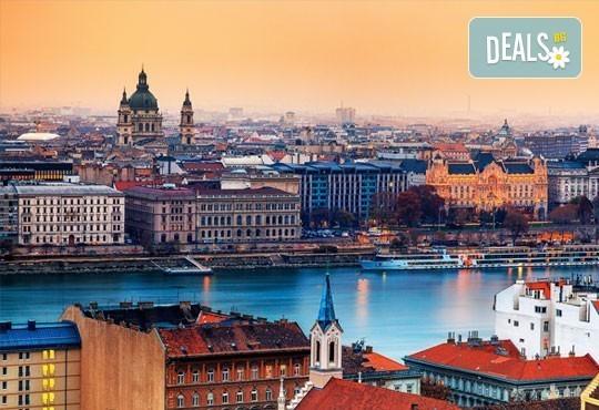 Last minute! Екскурзия до Будапеща, 3 нощувки със закуски, хотел 2/3*, програма в Белград и транспорт, от Теско Груп! - Снимка 1