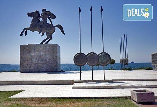На разходка и шопинг в Солун за 1 ден! Транспорт, екскурзовод и панорамна обиколка, от Дениз Травел! - Снимка 4