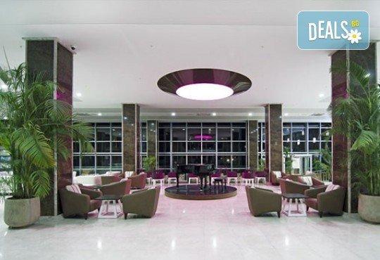 Почивка в Кушадасъ! 4 или 5 нощувки на база Аll Inclusive в Palm Wings Beach Resort Kusadasi 5* с Ориент 99! - Снимка 12