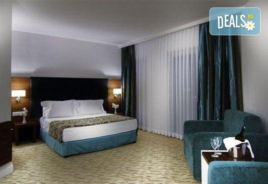 Почивка в Кушадасъ! 4 или 5 нощувки на база Аll Inclusive в Palm Wings Beach Resort Kusadasi 5* с Ориент 99! - Снимка 4