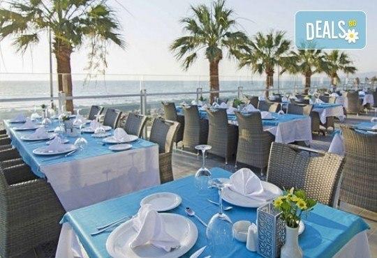 Почивка в Кушадасъ! 4 или 5 нощувки на база Аll Inclusive в Palm Wings Beach Resort Kusadasi 5* с Ориент 99! - Снимка 7