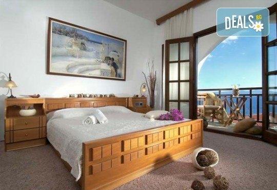 Слънце, узо и море с лятна почивка в Akrathos Beach Hotel 3*+ Халкидики, Гърция! 3/4/5/ нощувки на база All inclusive! - Снимка 3