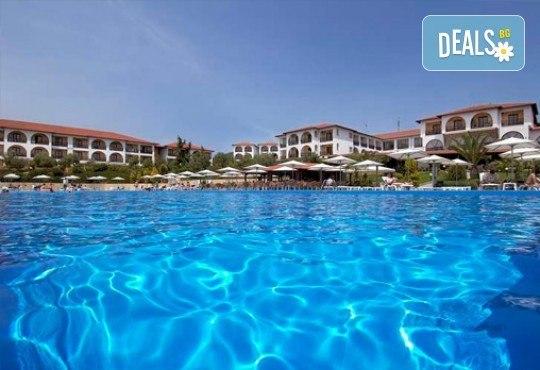 Слънце, узо и море с лятна почивка в Akrathos Beach Hotel 3*+ Халкидики, Гърция! 3/4/5/ нощувки на база All inclusive! - Снимка 11