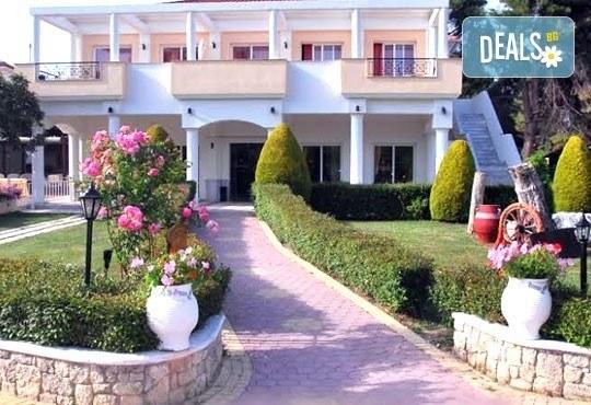 Лятна почивка от април до октомври в Chrousso Village Hotel 4*, Касандра, Гърция! 3/5/7 нощувки на база All inclusive от Океания Турс! - Снимка 8
