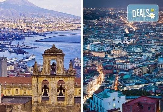 Разходка и шопинг в Неапол, Италия през април! Екскурзия с 3 нощувки със закуски, самолетен билет и летищни такси, от Лале Тур! - Снимка 4