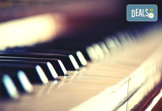 Индивидуални уроци по пиано за начинаещи и напреднали, един месец, два дни седмично в Студио Да, Варна! - Снимка 1