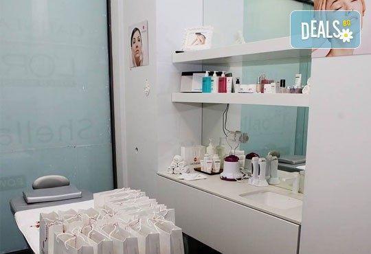 SPA day пакет с класически масаж на гръб, терапия за лице, педикюр и подарък - продукт за лице от Studio 88 Deluxe! - Снимка 5