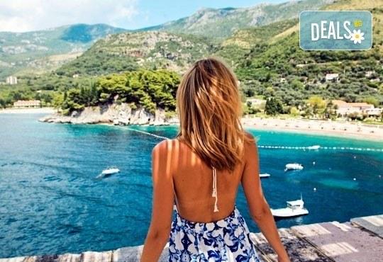 На море през юни или септември на Будванската ривиера! 7 нощувки, закуски и вечери, транспорт и програма от Караджъ Турс! - Снимка 2