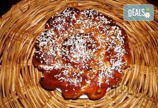 ДВА или ТРИ броя вкусен козунак за Великден от Работилница за вкусотии РАВИ - Снимка 4