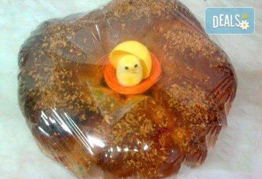 ДВА или ТРИ броя вкусен козунак за Великден от Работилница за вкусотии РАВИ - Снимка 2