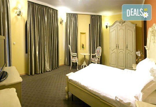 СПА и релакс във Велинград! 2 или 3 нощувки със закуски и вечери на човек в луксозна тематична стая в Спа хотел Хевън 4*! - Снимка 6