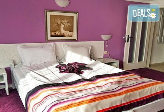 Почивка в семеен хотел Грами 3*, Банско! 1 нощувка в двойна стая или апартамент, изхранване по избор, безплатно за дете до 6,99 г. - Снимка 9