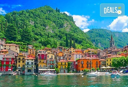 Екскурзия до Милано и Италианските езера през май! 3 нощувки със закуски в хотел 3*, самолетен билет, летищни такси и трансфери! - Снимка 8