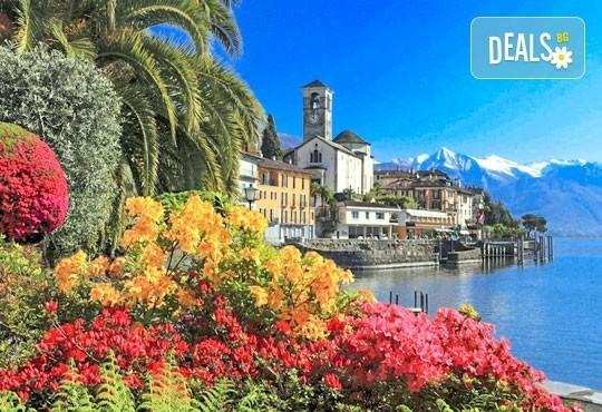 Екскурзия до Милано и Италианските езера през май! 3 нощувки със закуски в хотел 3*, самолетен билет, летищни такси и трансфери! - Снимка 3
