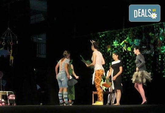 Два билета на цената на един за Любопитното слонче на 11.04. от 19ч, камерна сцена, театър Сълза и Смях - Снимка 2