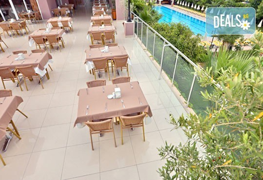 Почивка със самолет в Анталия! 7 нощувки, All Inclusive в Primasol Telatiye Resort Hotel 5*, двупосочен билет, летищни такси и трансфери - Снимка 8