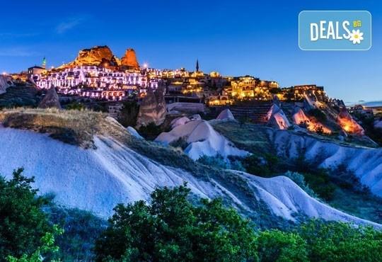 Почивка през май в Анталия и Кападокия! 7 нощувки със закуски и вечери, самолетен билет, летищни такси и туристическа програма! - Снимка 1