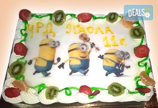 Щуро детско парти/ рожден ден в новата Сладкарница Орхидея - торта, сладки, сок, сандвичи и аниматор на супер цена! - Снимка 5