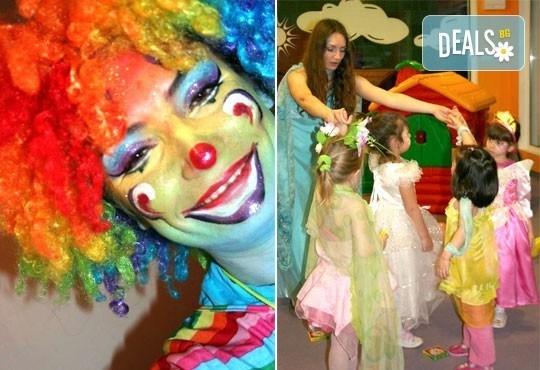 Щуро детско парти/ рожден ден в новата Сладкарница Орхидея - торта, сладки, сок, сандвичи и аниматор на супер цена! - Снимка 4