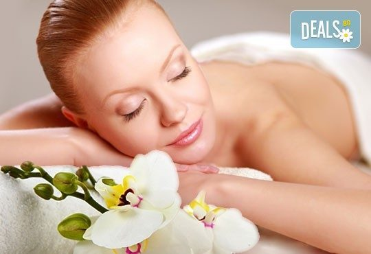 SPA-MIX –масаж на цяло тяло с масаж на стъпала и длани, антицелулитен вибромасаж на долни крайници, Hot-Stone терапия и детоксикация - Снимка 1