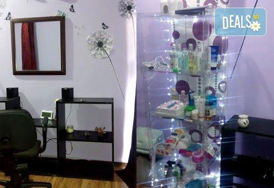 Стройна фигура! Антицелулитен масаж с вендузи, лимфен дренаж, третиране на кожата с антицелулитни масла от студио Be Happy! - Снимка 4