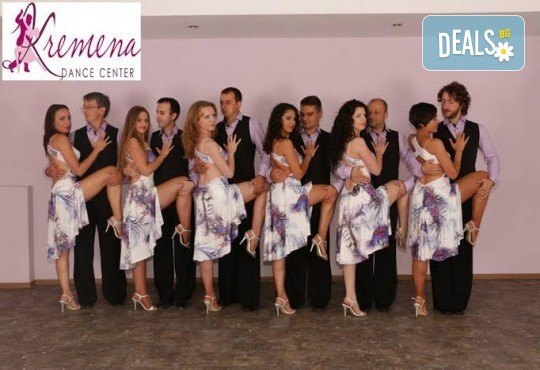 Направете първите си стъпки в най-емоционалния танц! 4 посещения на уроци по аржентинско танго в Kremena Dance Center! - Снимка 5