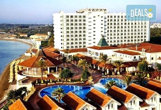 Почивка в Северен Кипър! 7 нощувки на база All inclusive в Salamis Bay Conti Resort Hotel & Casino 5* и самолетен билет от Истанбул! - Снимка 12