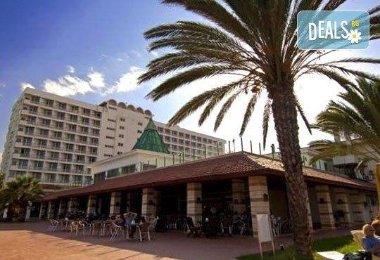 Почивка в Северен Кипър! 7 нощувки на база All inclusive в Salamis Bay Conti Resort Hotel & Casino 5* и самолетен билет от Истанбул! - Снимка 13