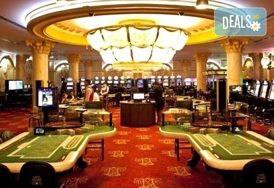 Почивка в Северен Кипър! 7 нощувки на база All inclusive в Salamis Bay Conti Resort Hotel & Casino 5* и самолетен билет от Истанбул! - Снимка 10