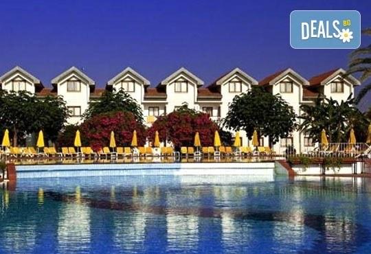 Почивка в Северен Кипър! 7 нощувки на база All inclusive в Salamis Bay Conti Resort Hotel & Casino 5* и самолетен билет от Истанбул! - Снимка 1