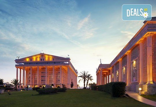 Лятна почивка в Северен Кипър! 7 нощувки на база Ultra All inclusive в Kaya Artemis Resort & Casino 5* и самолетен билет от Истанбул! - Снимка 13