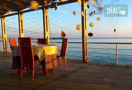 На море в Албания през май или юни! 7 нощувки със закуски и вечери в Hotel Dollari 3* или Hotel Elba 4* в Дуръс, транспорт! - Снимка 5