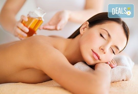 Болкоуспокояващ масаж на гръб с медицински масла за здраве и облекчаване на болките в гърба, Senses Massage & Recreation - Снимка 1