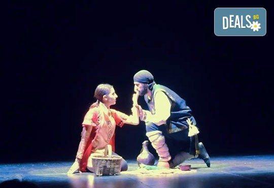 Младежки театър Кутаиси Грузия представя Печално бреме, на 13.04. от 19ч, в Театър ''Сълза и Смях'' - Снимка 4