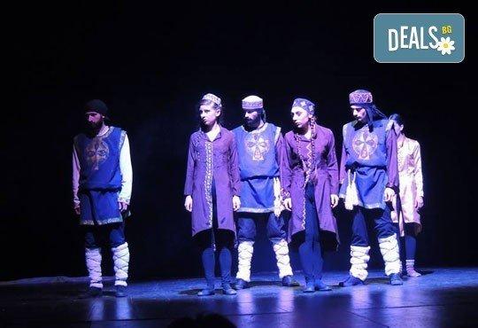 Младежки театър Кутаиси Грузия представя Печално бреме, на 13.04. от 19ч, в Театър ''Сълза и Смях'' - Снимка 5
