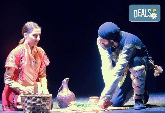 Младежки театър Кутаиси Грузия представя Печално бреме, на 13.04. от 19ч, в Театър ''Сълза и Смях'' - Снимка 2