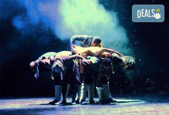 Младежки театър Кутаиси Грузия представя Печално бреме, на 13.04. от 19ч, в Театър ''Сълза и Смях'' - Снимка 6