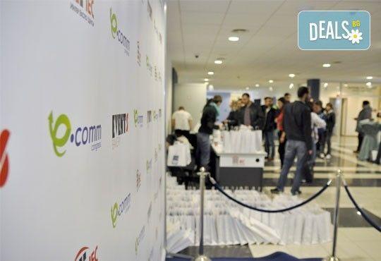 Last minute оферта! Посетете конгреса за електронна търговия eCommCongress и чуйте какво ще кажат доказани специалисти от Google,водещи дигитални агенции и онлайн магазини! - Снимка 3