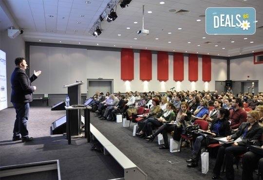 Last minute оферта! Посетете конгреса за електронна търговия eCommCongress и чуйте какво ще кажат доказани специалисти от Google,водещи дигитални агенции и онлайн магазини! - Снимка 1