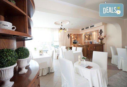 През юни или септември в Alkionis Hotel 2*, Халкидики, Гърция! 3 или 5 нощувки със закуски и вечери, безплатно за дете до 2г.! - Снимка 20