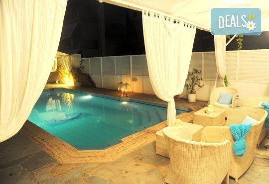През юни или септември в Alkionis Hotel 2*, Халкидики, Гърция! 3 или 5 нощувки със закуски и вечери, безплатно за дете до 2г.! - Снимка 22