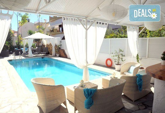 През юни или септември в Alkionis Hotel 2*, Халкидики, Гърция! 3 или 5 нощувки със закуски и вечери, безплатно за дете до 2г.! - Снимка 4