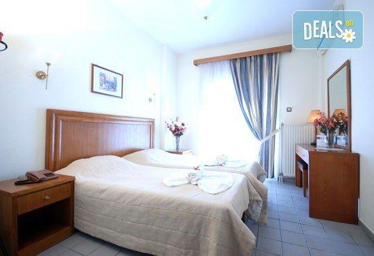 През юни или септември в Alkionis Hotel 2*, Халкидики, Гърция! 3 или 5 нощувки със закуски и вечери, безплатно за дете до 2г.! - Снимка 7