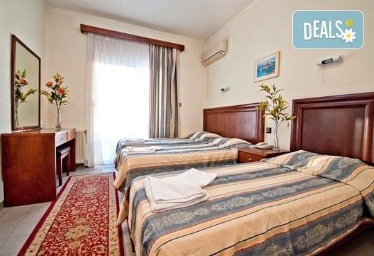 През юни или септември в Alkionis Hotel 2*, Халкидики, Гърция! 3 или 5 нощувки със закуски и вечери, безплатно за дете до 2г.! - Снимка 6